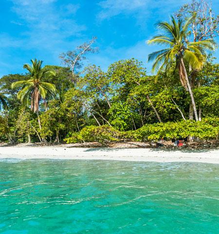 beach costa rica family holidays