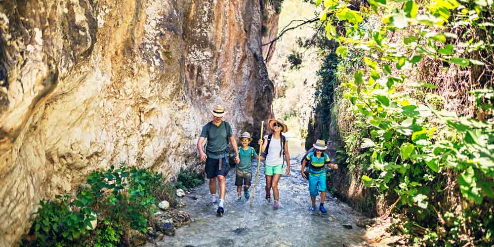 6 surprising family adventures in Spain to have with kids