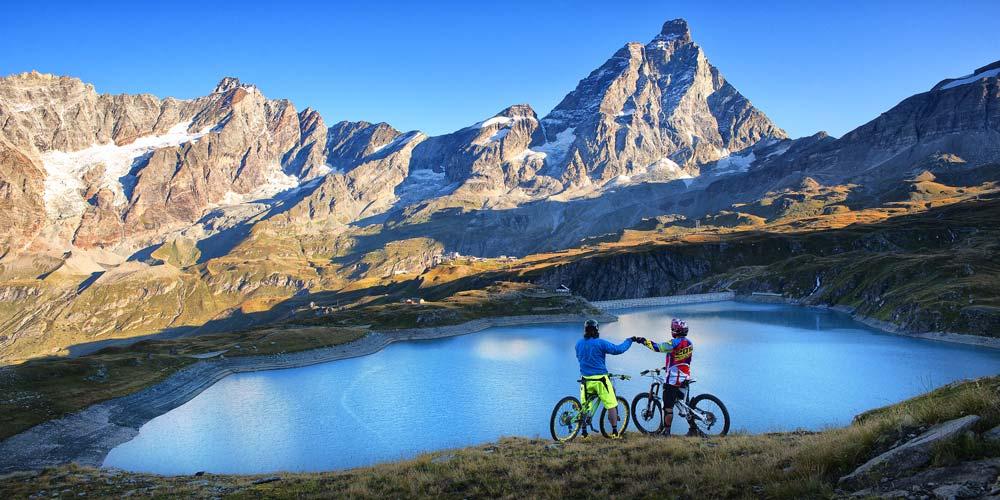 cycling_matterhorn_Cevinia_ski_resort