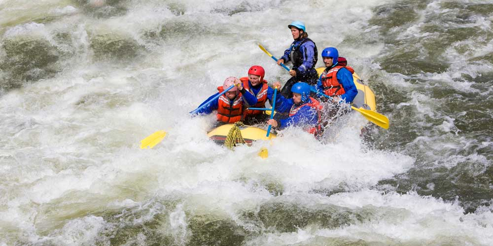 whitewater rafting costa rica experiences