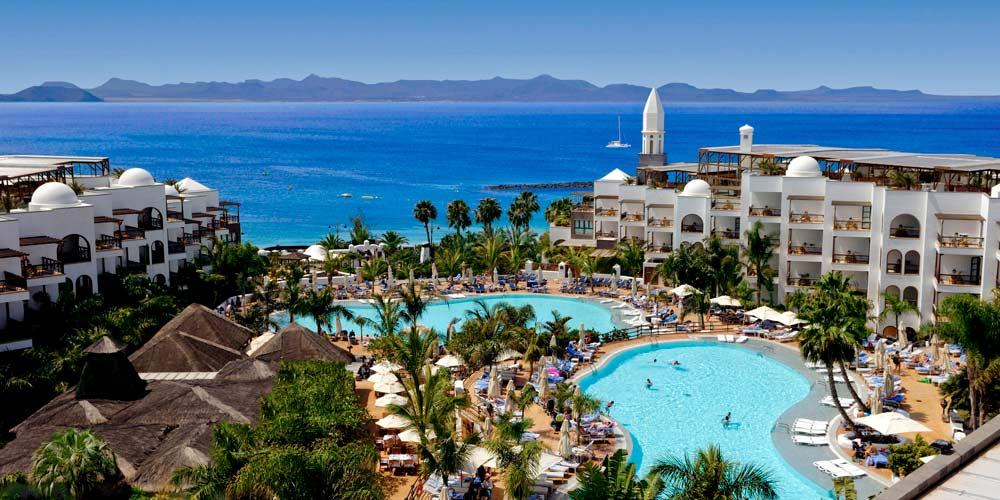 Lanzarote luxury hotel Caribtours