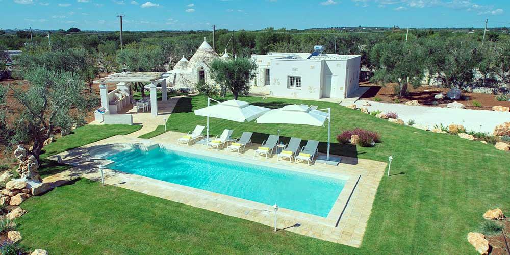 villa holidays puglia