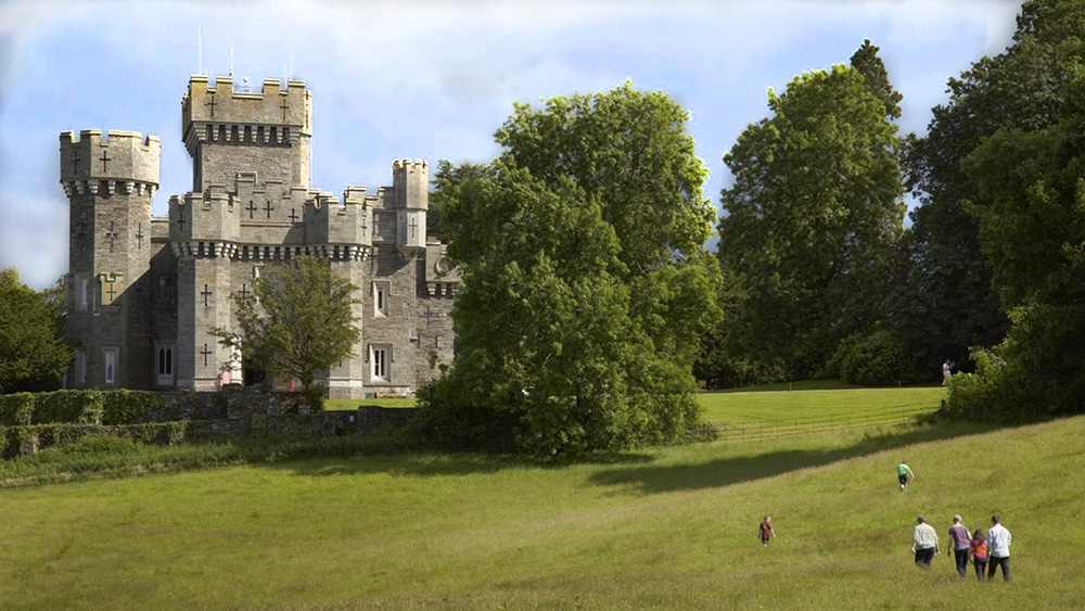 Wray Castle 10 National Trust family days out worth a road trip with kids