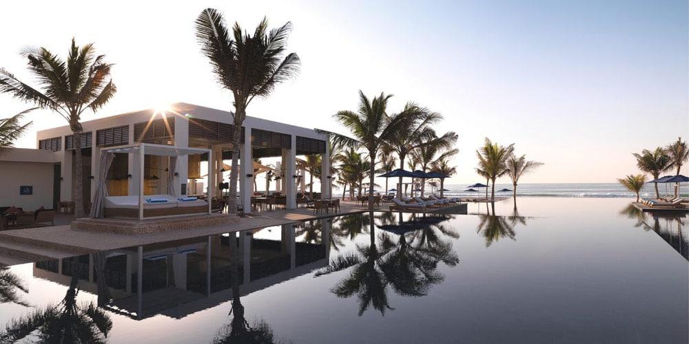 Al Baleed Resort Salalah by Anantara pool