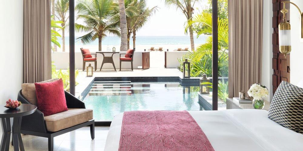 Al Baleed Resort Salalah by Anantara room