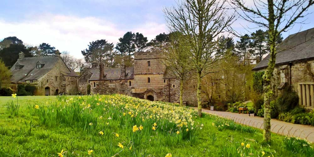 Cotehele medieval manor 10 National Trust family days out worth a road trip with kids