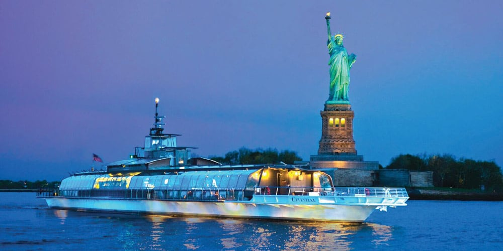 River cruise by Staten Island 72 hours in manhattan