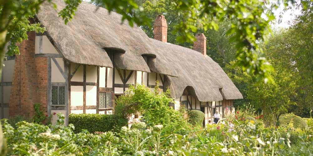 Anne Hathaway cottage William Shakespeare