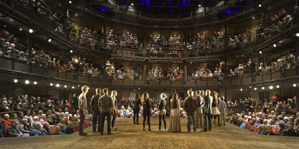 William Shakespeare Royal Shakespeare Theatre actors