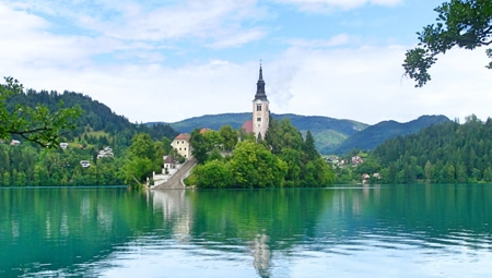 Castle Slovenia