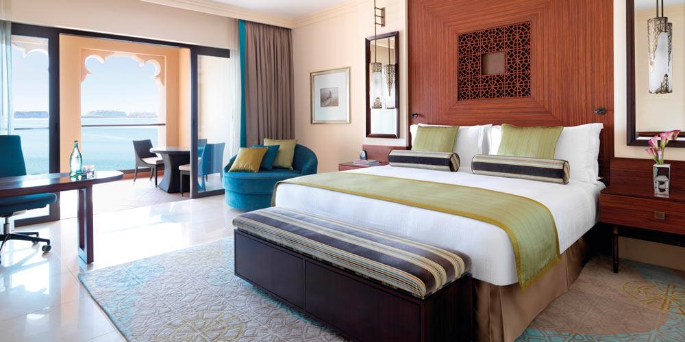 Bedroom Fairmont The Palm Jumeirah Resort
