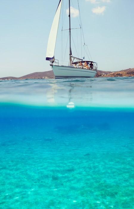 Sailing boat RYA training courses