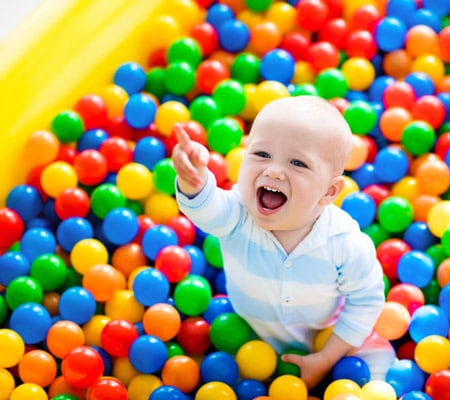 baby soft play Father's Day