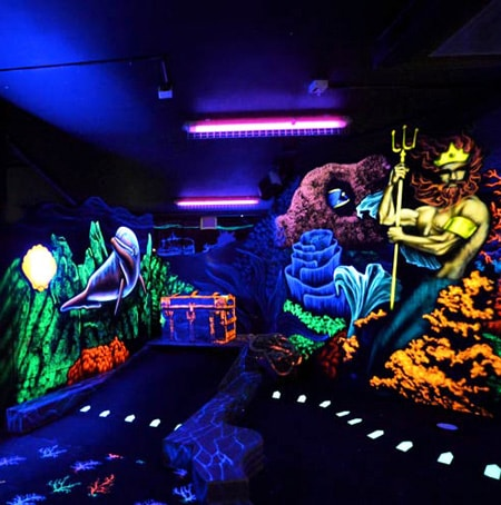 xplore 4D golf inside Father's Day