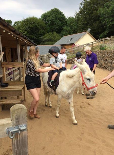 North Hayne Farm - Family Traveller