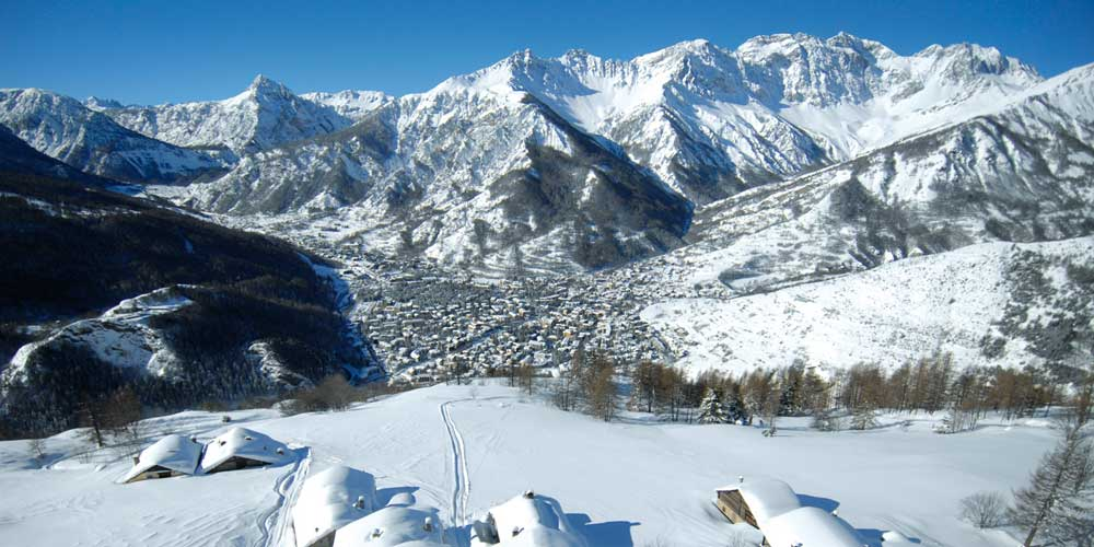 Bardonecchia, Piedmont: for family skiing in Italy and France this winter