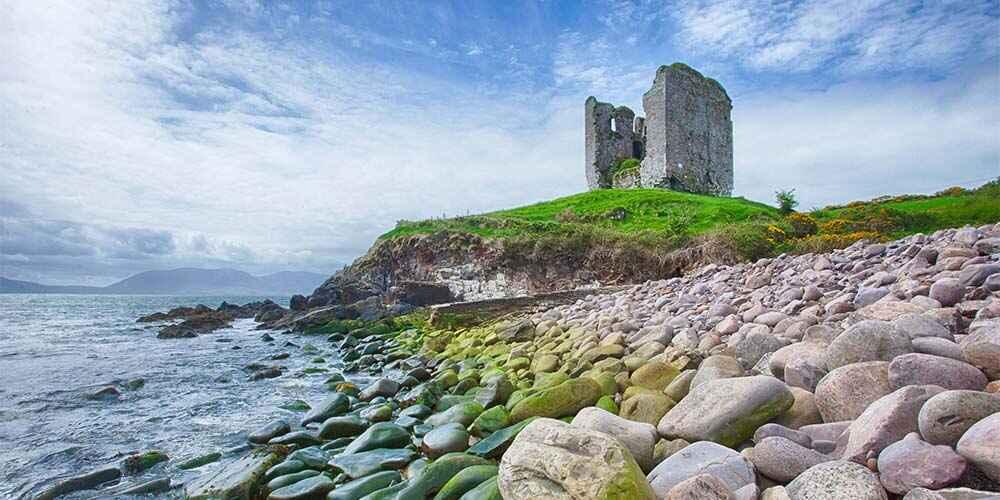 fairy tale European destinations Dingle Ireland