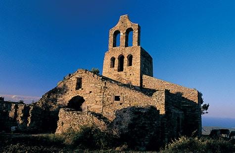Esglesia de Santa Helena, Costa Brava