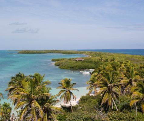 Yucatan family holiday, Yucatan Peninsula ocean view
