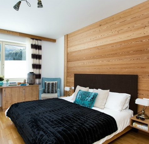 Family holiday in Austria, rooms at Naturparkhotel Lambrechterhof