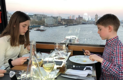 Macaroni Cheese in the City of London