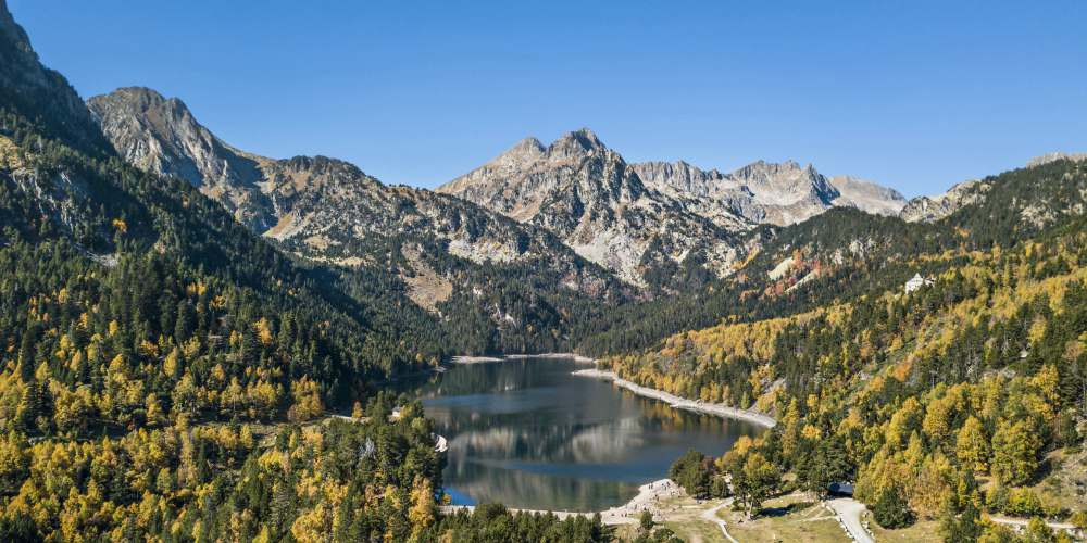 Best family destinations in Spain, Spanish Pyrenees in summer