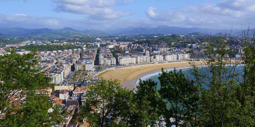 Best family destinations in Spain, San Sebastian