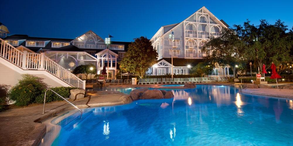 Beach Club Resort - Disney holidays in Florida