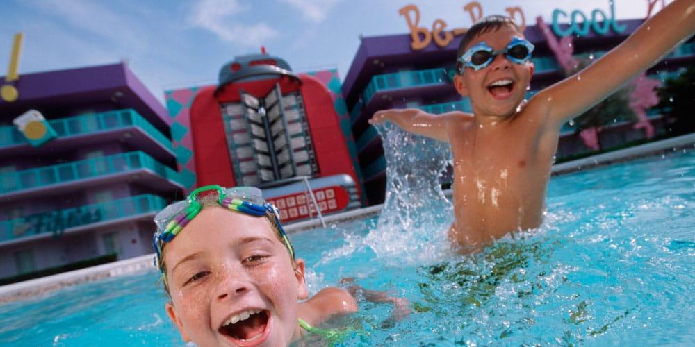 Pop Century Resort - Disney holidays in Florida