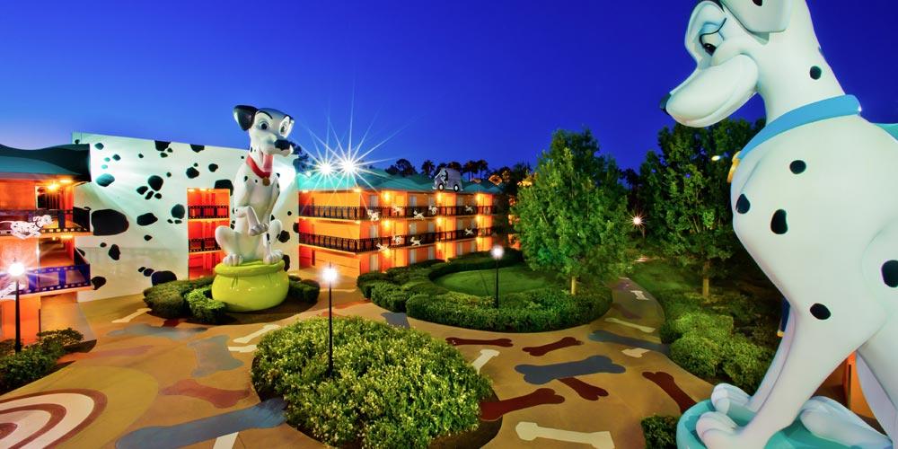 All Star Movies Resort - Disney holidays in Florida