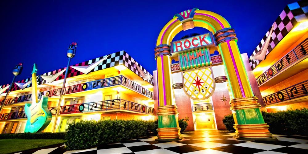 All Star Music Resort - Disney holidays in Florida