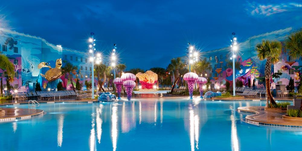 Art of Animation Resort - Disney holidays in Florida