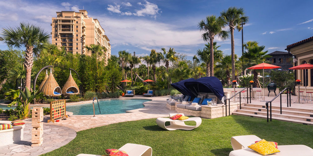 Four Seasons Resort Orlando at Walt Disney World - Disney holidays in Florida
