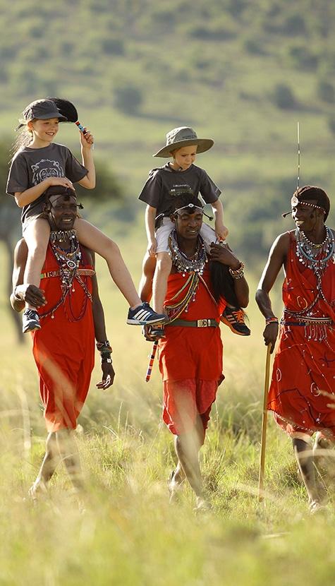 Kichwa Tembo, Kenya