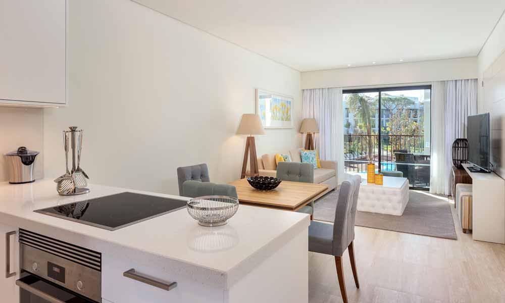 Pine Cliffs Resort Gardens Luxury Apartments
