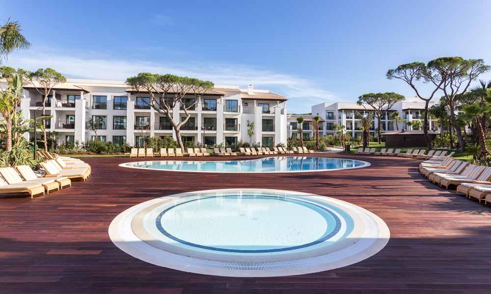 Pine Cliffs Resort Gardens Pools