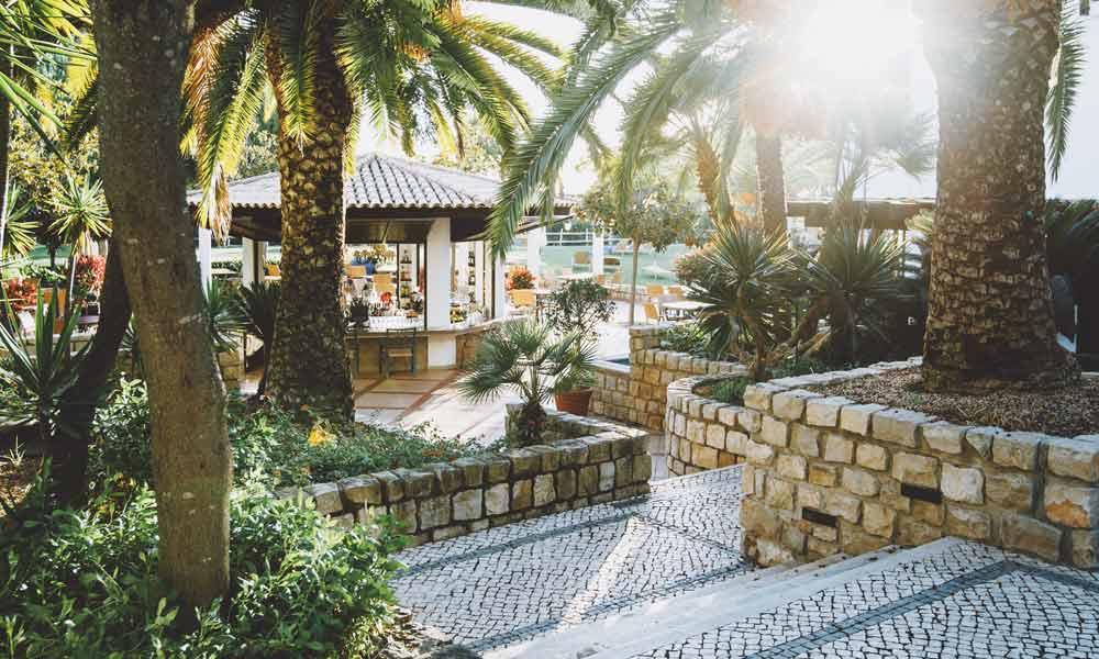 Pine Cliffs Resort Pathways