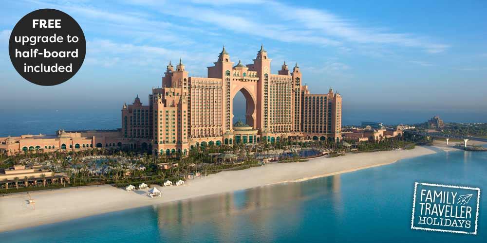 Atlantis The Palm - family holiday deals