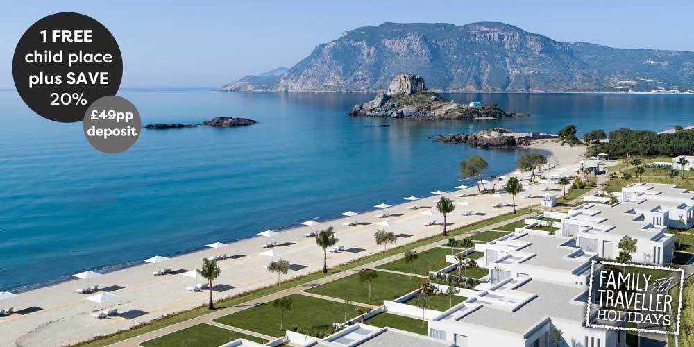 Ikos Aria - family holiday deals