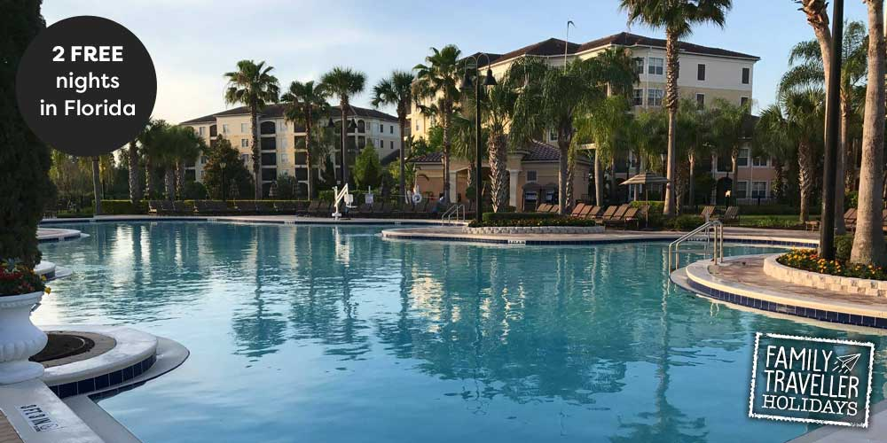 WorldQuest Orlando Resort - Black Friday family holiday deals