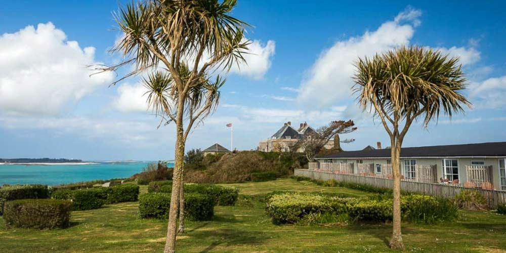Top 10 UK family hotels for late summer breaks with kids Star Castle Hotel Isles of Scilly