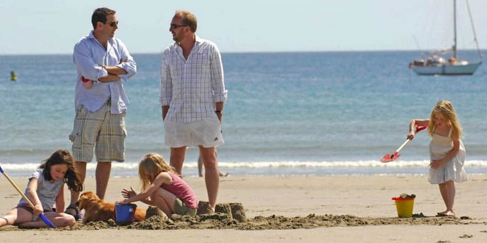 Top UK family hotels for late summer breaks with kids The Nare Cornwall