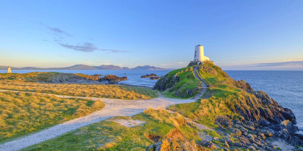 best UK islands for family holidays