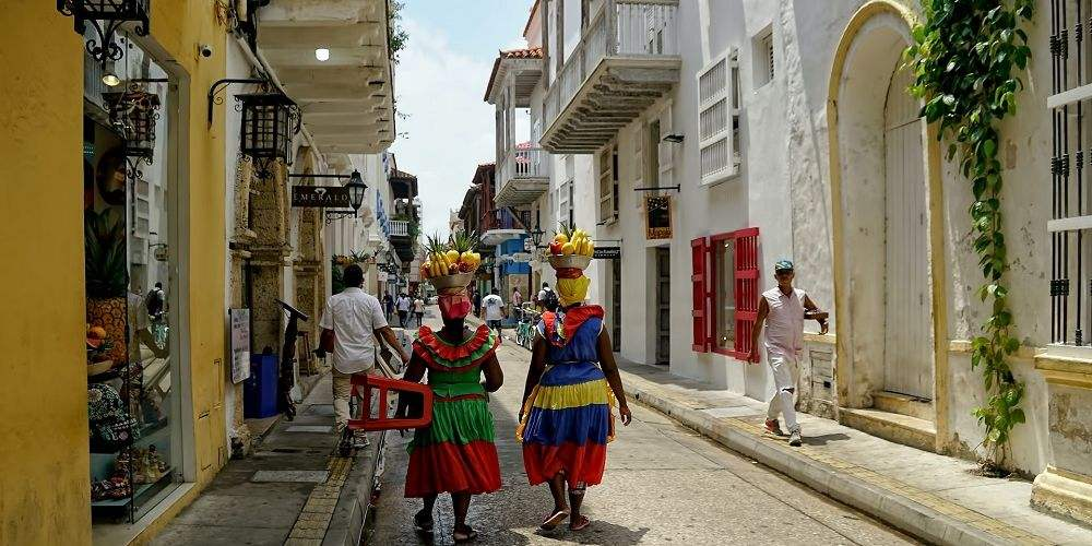 Cartegena the most Instagrammable destination in Colombia