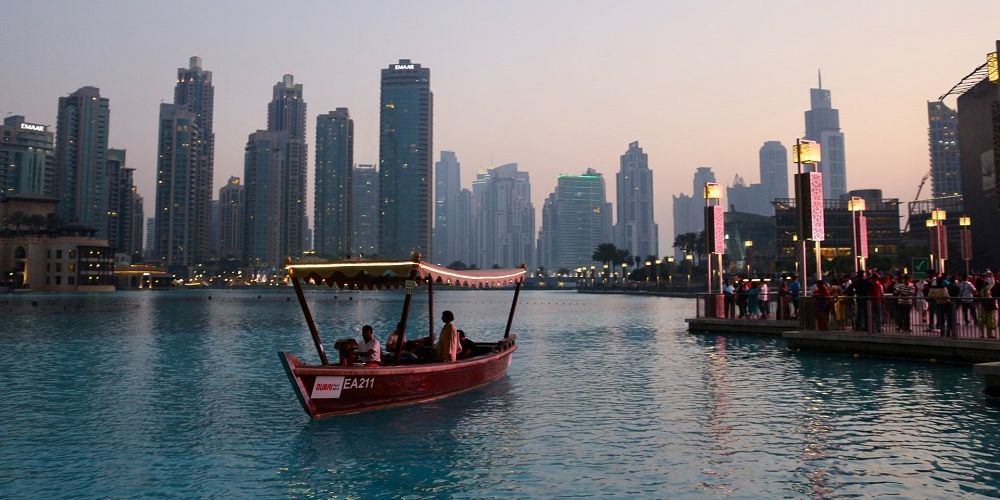 Dubai Creek is one of Dubai's most Instagrammable destinations