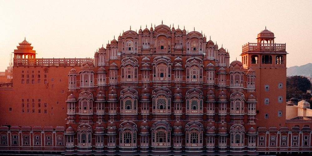 The Pink City of Jaipur is one of the most Instagrammable destinations in the world