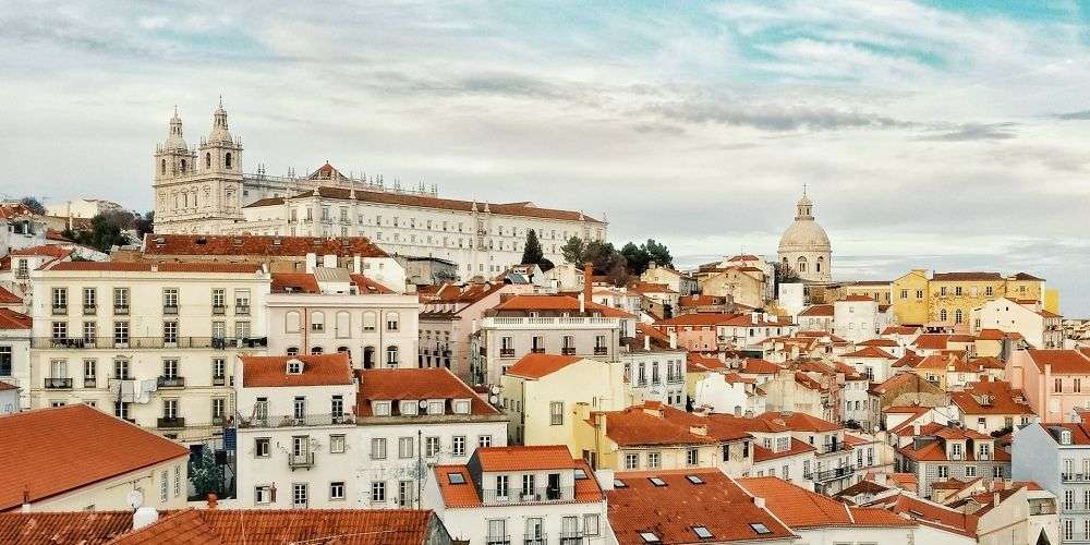 Lisbon is top of Portugal's Instagrammable destinations