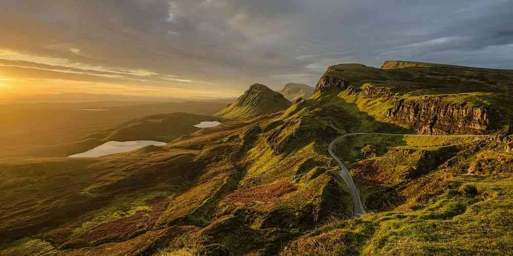 20 most beautiful places in the UK