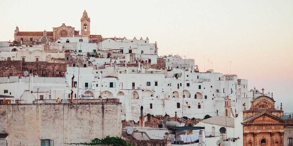family holidays in Puglia
