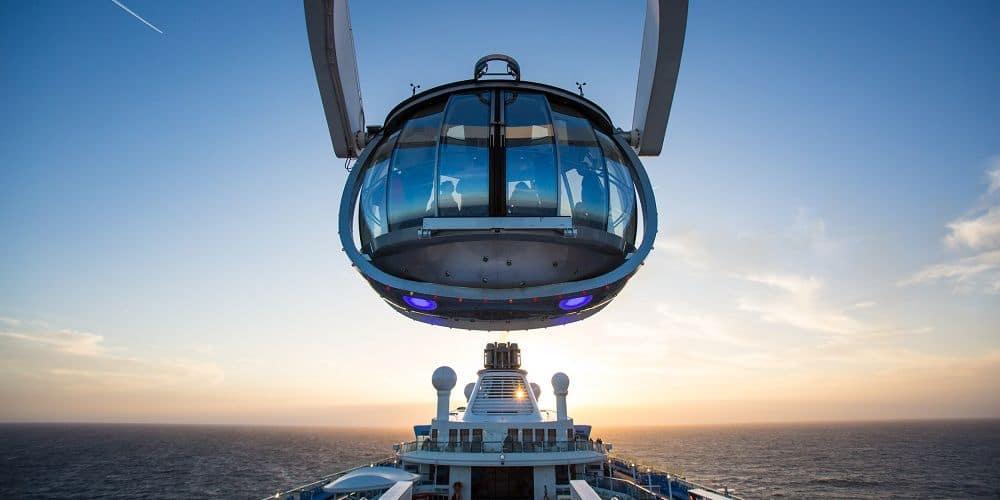 Royal Caribbean family cruise holidays
